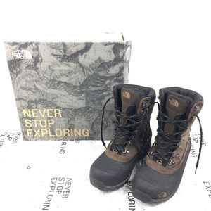 North Face Chilkat 400 Leather Utility Boots